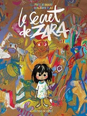 vignette de 'Le Secret de Zara (Frédéric Bernard)'