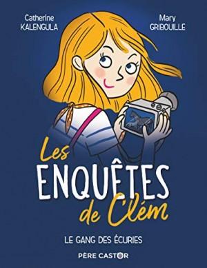 """Afficher """"Les enquêtes de Clém n° 2 Les enquêtes de Clem 2 - Le gang des écuries"""""""