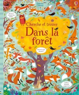 """Afficher """"Cherche et trouve - Dans la forêt"""""""