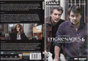 "Afficher ""Engrenages n° Saison 6 Engrenages - Saison 6"""