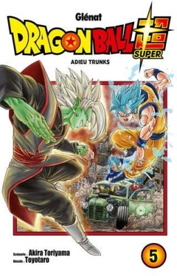 "Afficher ""Dragon Ball Super n° Tome 5Adieu Trunks"""