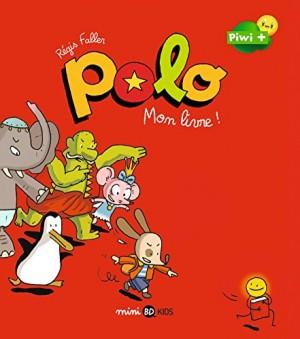 "Afficher ""Polo n° 3Mon livre !"""