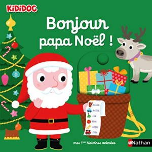 "Afficher ""Bonjour papa Noël !"""