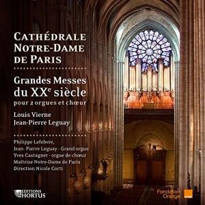 """Afficher """"Grandes messes du XXe siècle pour deux orgues et choeur"""""""