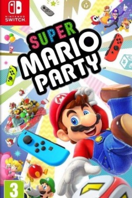 "Afficher ""SUPER MARIO PARTY"""