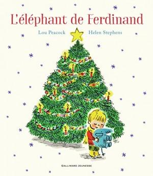 """Afficher """"L'éléphant de Ferdinand"""""""