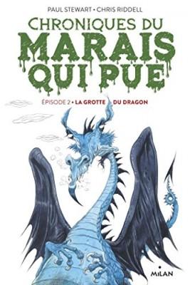 """Afficher """"Chroniques du marais qui pue n° 2La grotte du dragon"""""""