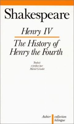 """Afficher """"La Première partie de l'histoire d'Henry IV"""""""