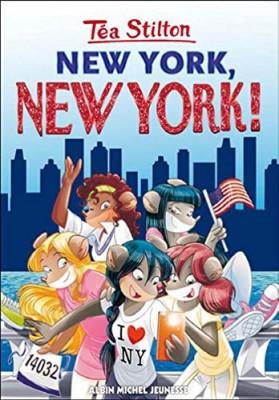 """Afficher """"Téa sisters Téa Stilton n° 6 New York, New York !"""""""