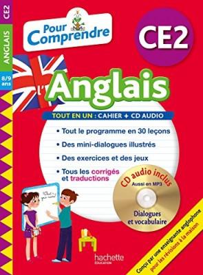 """Afficher """"Pour comprendre l'anglais CE2"""""""