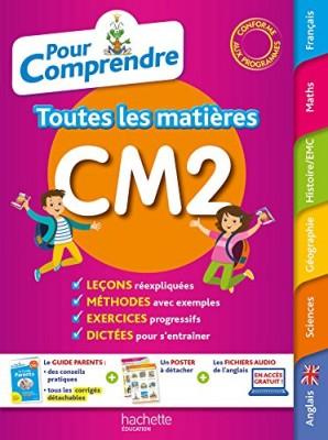 Couverture de Pour comprendre toutes les matières CM2