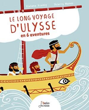 "Afficher ""Le long voyage d'Ulysse"""