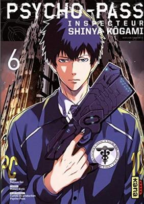"Afficher ""Psycho-Pass - Inspecteur Shinya Kôgami n° Tome 6"""