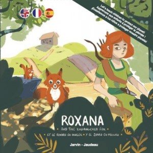 "Afficher ""Roxana et le renard en danger"""