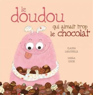 """Afficher """"Le doudou qui aimait trop le chocolat"""""""