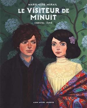 vignette de 'Le visiteur de minuit (Marie-Aude Murail)'