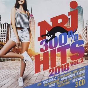 "Afficher ""NRJ 300% hits 2018, vol. 2"""