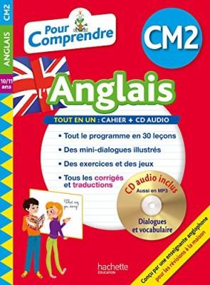 """Afficher """"Pour comprendre l'Anglais CM2"""""""