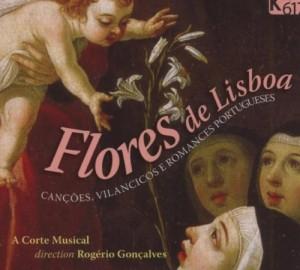 """Afficher """"Flores de Lisboa"""""""