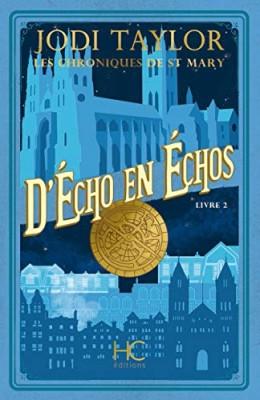 """Afficher """"Les Chroniques de St Mary n° 2 D'Echo en échos"""""""
