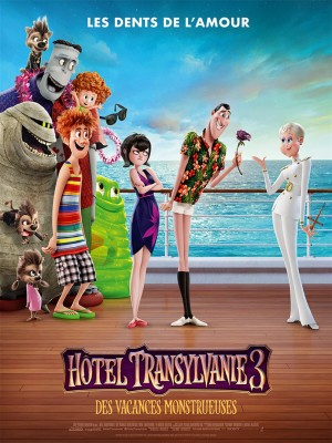 vignette de 'Hôtel Transylvanie 3 - Des vacances monstrueuses (Genndy Tartakovsky)'