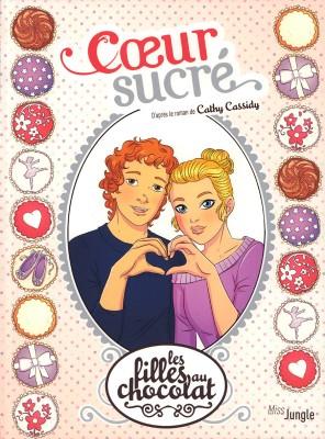 """Afficher """"Les filles au chocolat."""""""