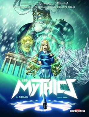 """Afficher """"Les Mythics n° 04 Abigail"""""""
