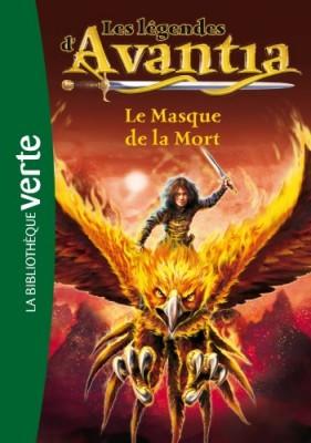 """Afficher """"Les légendes d'Avantia n° 1<br /> Le masque de la mort"""""""