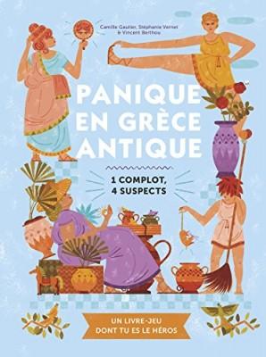 """Afficher """"Panique en Grèce antique"""""""