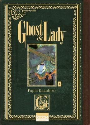 vignette de 'Ghost & lady n° 1 (Kazuhiro Fujita)'