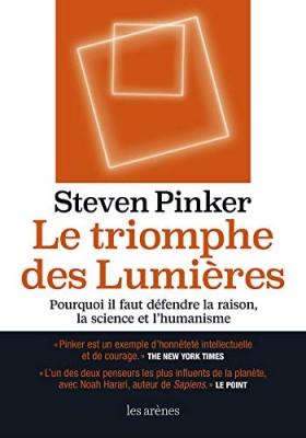 vignette de 'Le triomphe des Lumières (Steven Pinker)'