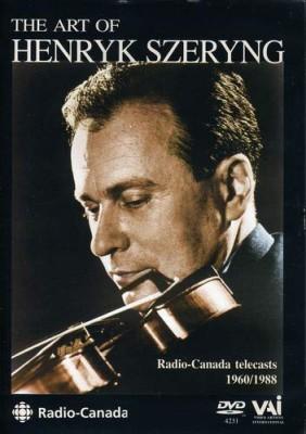 """Afficher """"L'Art De Henryk Szeryng, violon"""""""