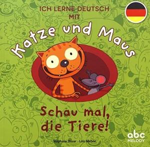 """Afficher """"Ich lerne Deutsch mit Katze und Maus"""""""
