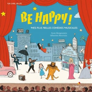 "Afficher ""Be happy !"""