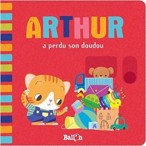 """Afficher """"Arthur a perdu son doudou"""""""