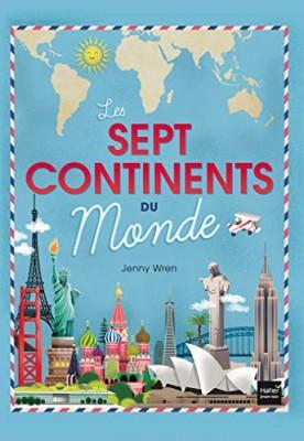 """Afficher """"sept continents du monde (Les)"""""""