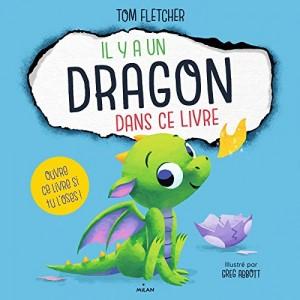 """Afficher """"Il y a un dragon dans ce livre"""""""
