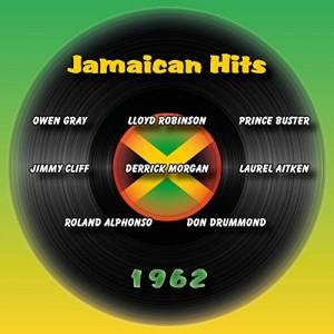 "Afficher ""Jamaican Hits - 1962"""