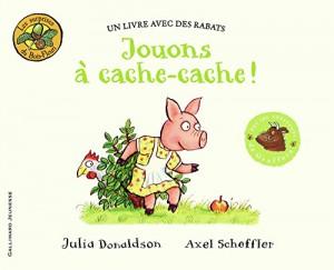 """Afficher """"Les surprises du Bois-Fleuri Jouons à cache-cache !"""""""