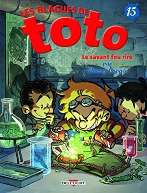 """Afficher """"Les blagues de Toto n° 15 Le savant fou rire"""""""