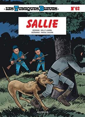 """Afficher """"Les Tuniques bleues n° 62Sallie"""""""