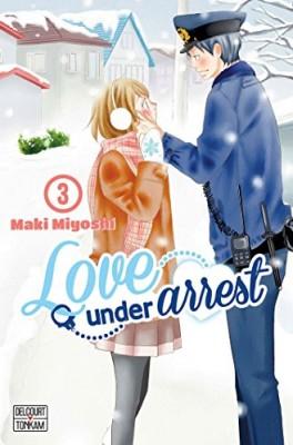 """Afficher """"Love under arrest n° 3"""""""