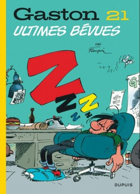 "Afficher ""Gaston n° 21 Ultimes bévues"""