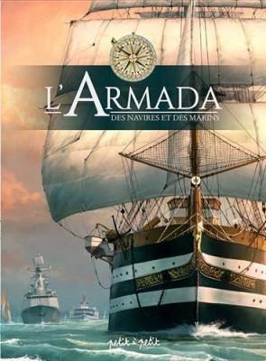 Couverture de L'armada : des navires et des marins