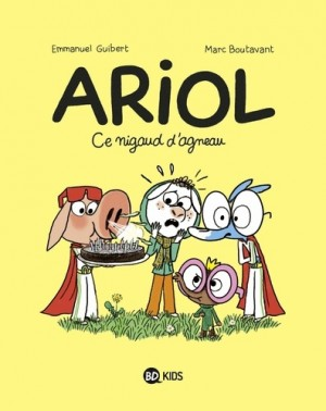 "Afficher ""Ariol n° Tome 14 Ce nigaud d'agneau"""