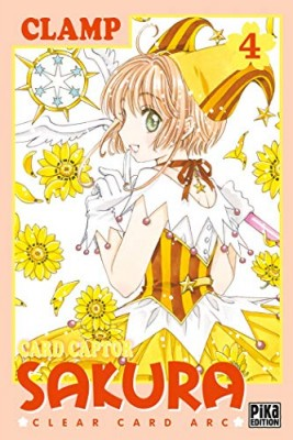 "Afficher ""Card Captor Sakura - Clear Card Arc n° 4"""