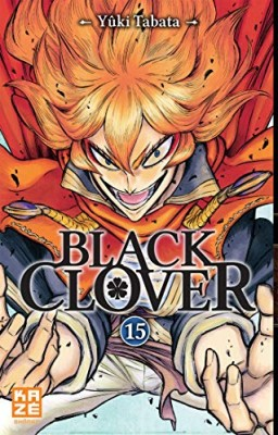 "Afficher ""Black Clover n° 15 Les grands vainqueurs : Black clover, 15"""