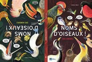 """Afficher """"Noms d'oiseaux !"""""""