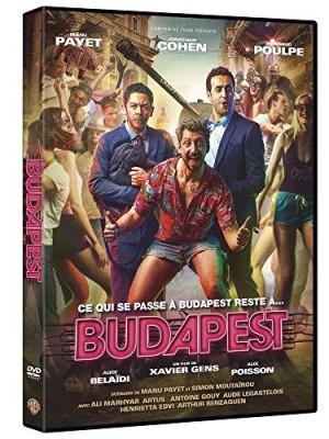 vignette de 'Budapest (Xavier Gens)'