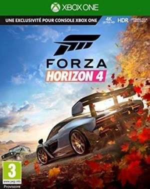 """Afficher """"FORZA HORIZON 4"""""""